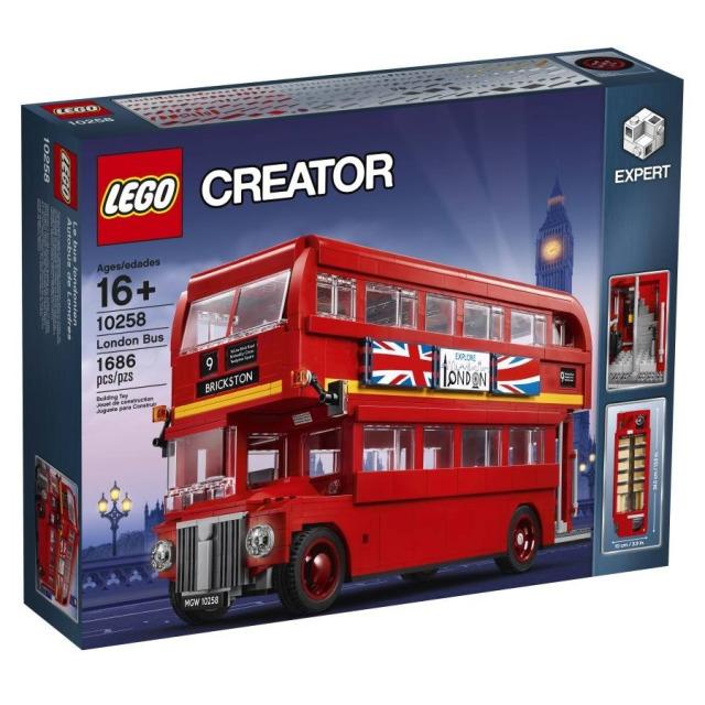 Obrázek produktu LEGO Creator 10258 Londýnský autobus