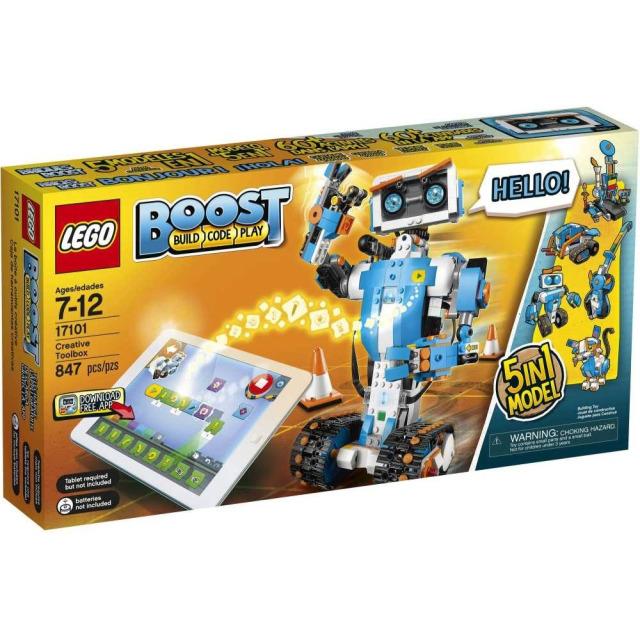 Obrázek produktu LEGO BOOST 17101 Kreativní sada