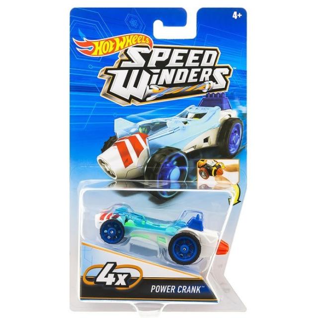 Obrázek produktu Hot Wheels Speed Winders Power Crank, Mattel DPB72