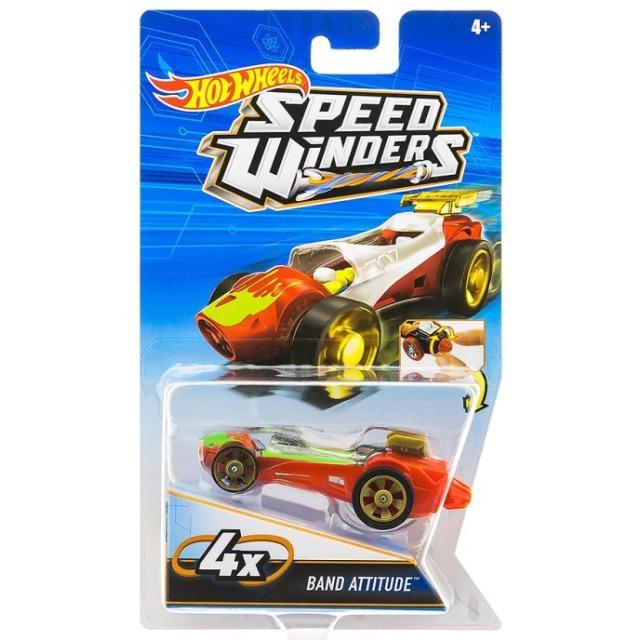 Obrázek produktu Hot Wheels Speed Winders Band Attitude, Mattel DPB74