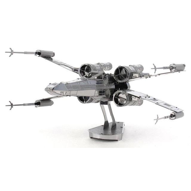 Obrázek produktu Metal Earth Star Wars X-Wing Starfighter, 3D model
