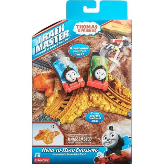 Obrázek produktu Fisher Price Tomášek a přátelé rozšiřující sada Náraz do balvanu, Mattel DVF78