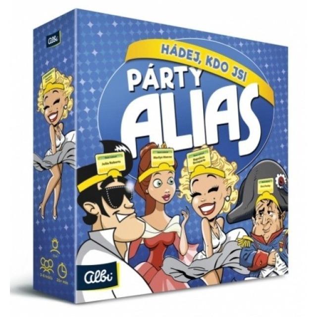 Obrázek produktu Albi Párty Alias Hádej, kdo jsi
