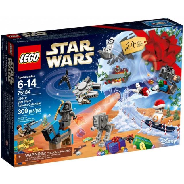 Obrázek produktu LEGO Star Wars 75184 Adventní kalendář