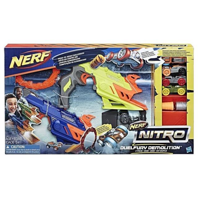 Obrázek produktu NERF Nitro DUELFURY DEMOLITION, Hasbro C0817