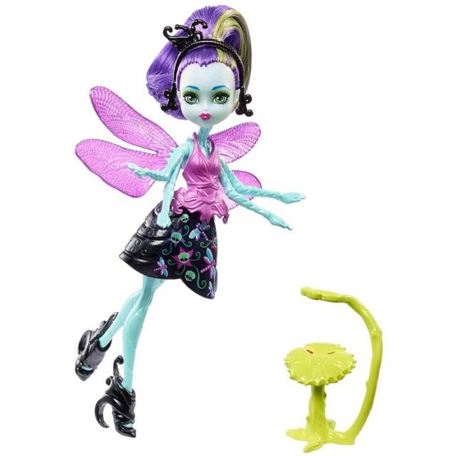 Obrázek produktu Monster High Garden Ghouls™ Straškouzelná Wingrid, Mattel FCV48