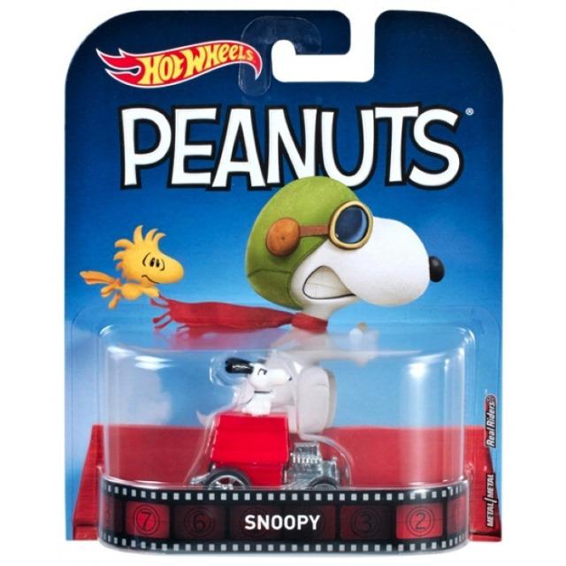 Obrázek produktu Hot Wheels Kultovní angličák Snoopy, Mattel DWJ89
