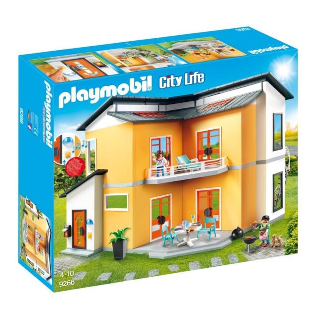 Obrázek produktu Playmobil 9266 Moderní dům
