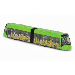 Obrázek 1 produktu Tramvaj Siemens Avenio kovová Zelená, Majorette