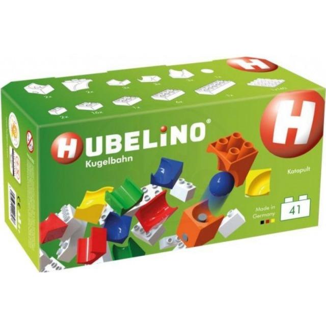 Obrázek produktu HUBELINO Kuličková dráha Rozšíření 41 ks s katapultem