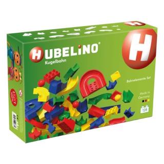 Obrázek 1 produktu HUBELINO Kuličková dráha Set bez kostek 128 ks
