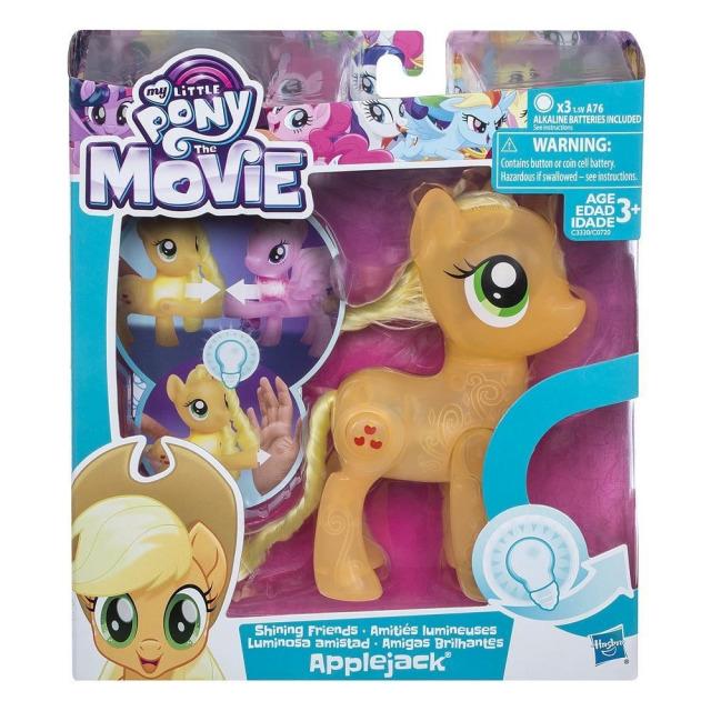 Obrázek produktu MLP My Little Pony Svítící pony Applejack