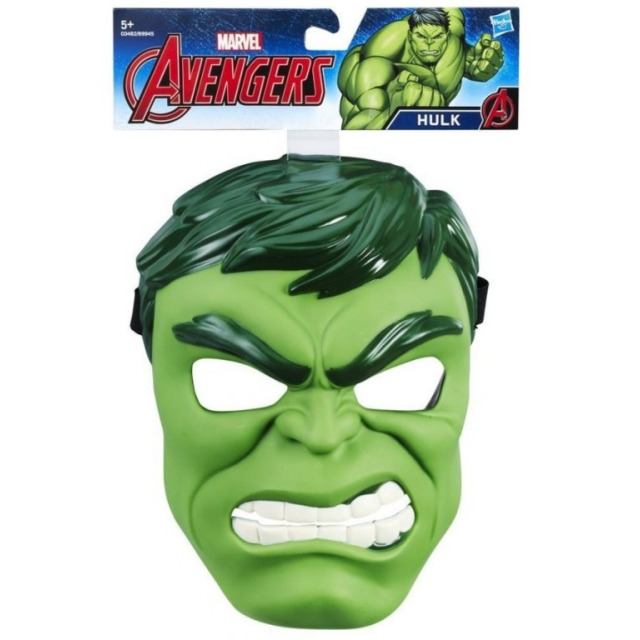 Obrázek produktu Hasbro Avengers hrdinská maska Hulk, C0482