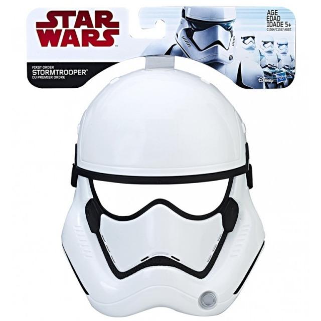 Obrázek produktu Star Wars Epizoda 8 maska Stormtrooper, Hasbro C1564