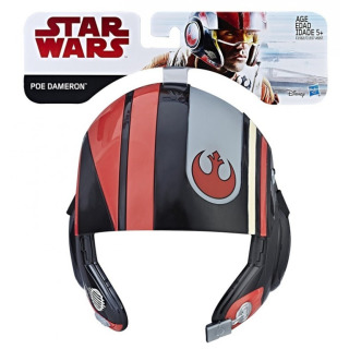 Obrázek 1 produktu Star Wars Epizoda 8 maska Poe Dameron, Hasbro C1562