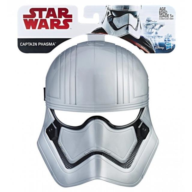 Obrázek produktu Star Wars Epizoda 8 maska Captain Phasma, Hasbro C1560