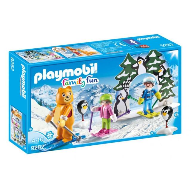 Obrázek produktu Playmobil 9282 Lyžařská škola