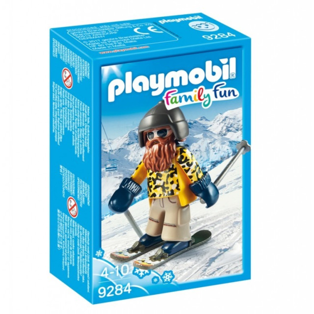 Obrázek produktu Playmobil 9284 Skialpinista