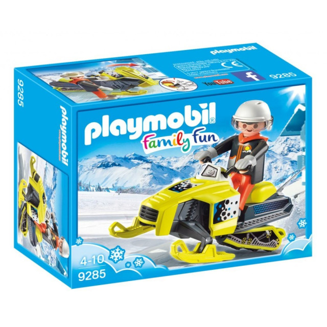 Obrázek produktu Playmobil 9285 Sněžný skútr