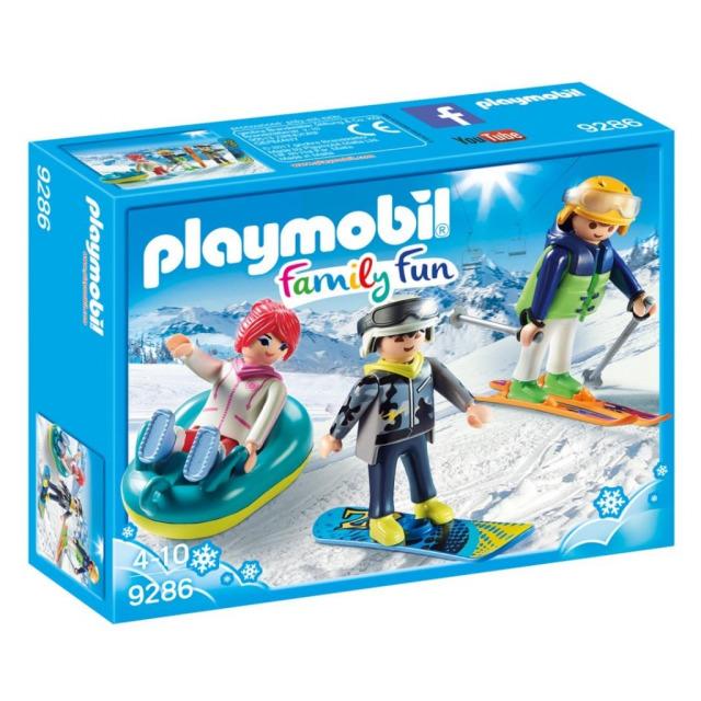 Obrázek produktu Playmobil 9286 Zimní sporty