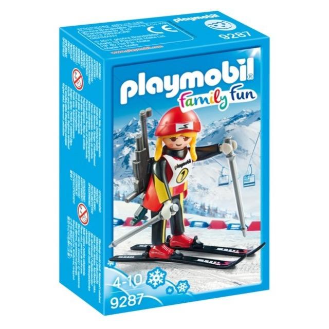 Obrázek produktu Playmobil 9287 Biatlonistka
