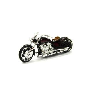 Obrázek 1 produktu Motorka Iron Choppers 15cm černá
