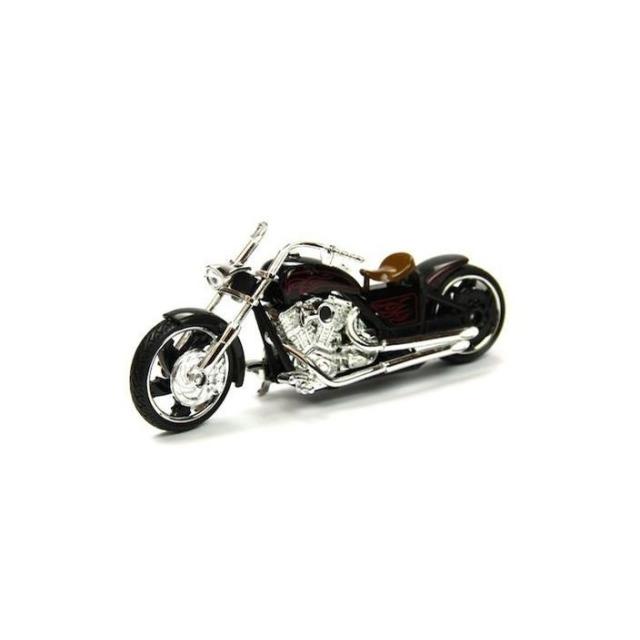 Obrázek produktu Motorka Iron Choppers 15cm černá