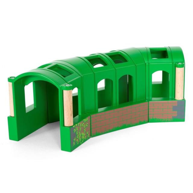 Obrázek produktu BRIO 33709 Zahnutý tunel