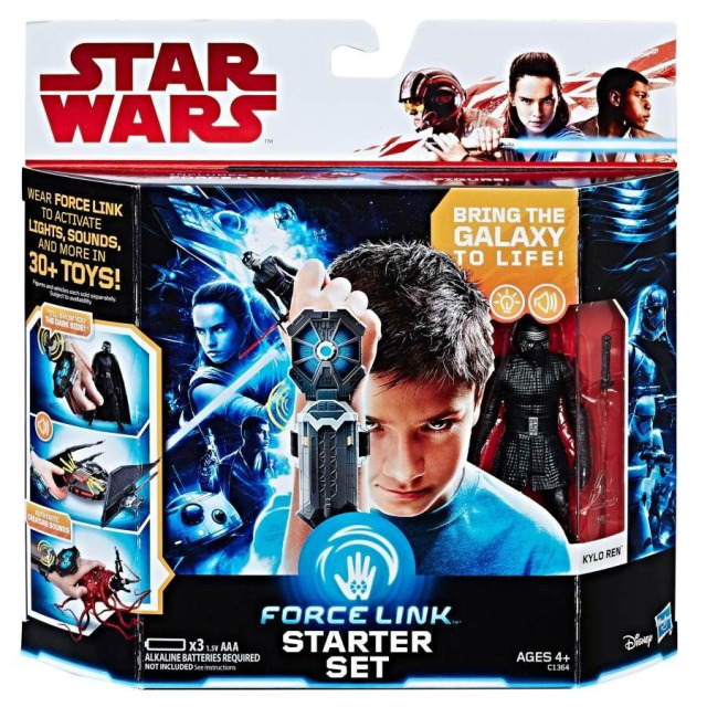 Obrázek produktu Star Wars episoda 8 Starter Set Force Link