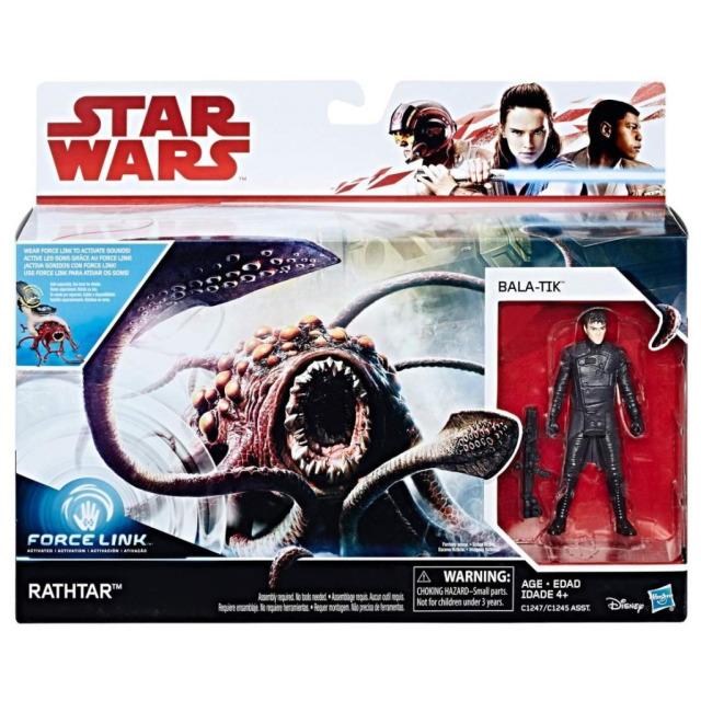 Obrázek produktu Star Wars episoda 8 Force Link RATHAR a Bala-Tik