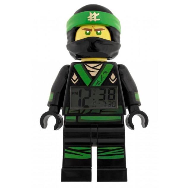 Obrázek produktu LEGO Ninjago Movie hodiny s budíkem Lloyd