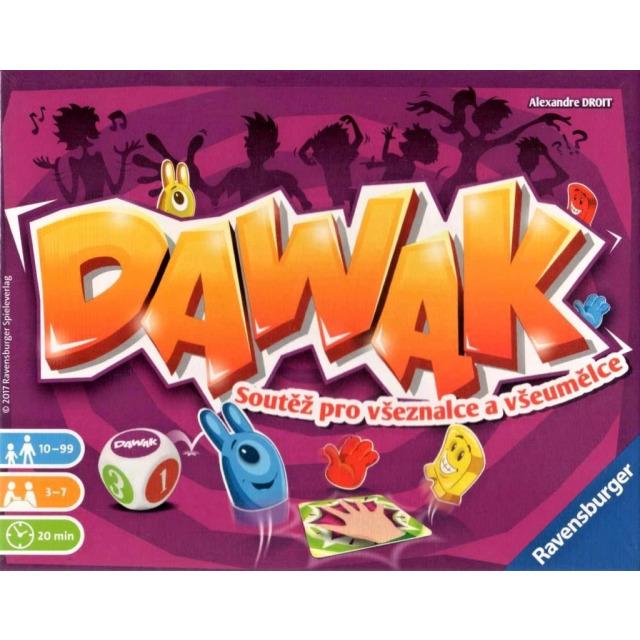 Obrázek produktu Ravensburger 26749 DAWAK, soutěž pro všeznalce a všeumělce
