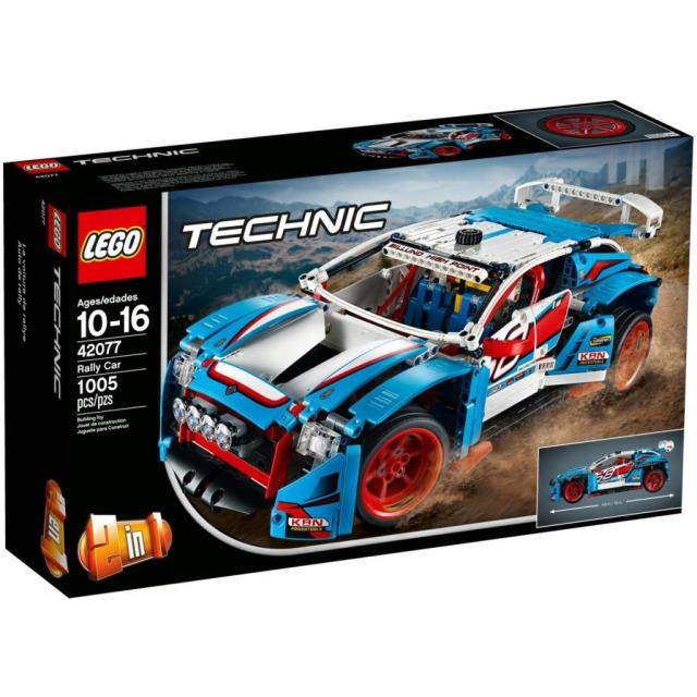Obrázek produktu LEGO TECHNIC 42077 Závodní auto