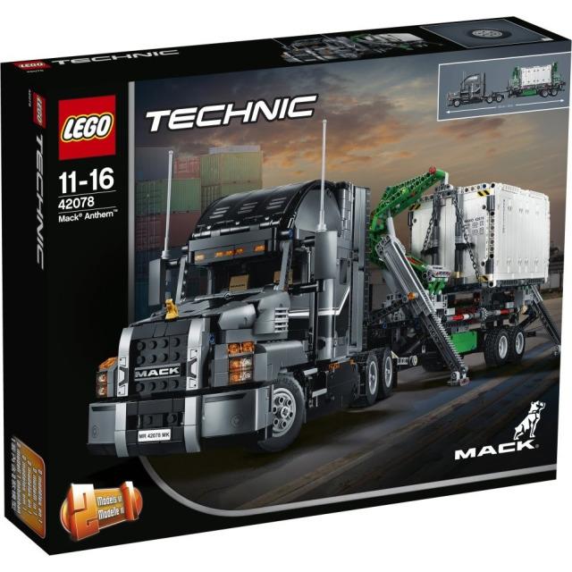 Obrázek produktu LEGO TECHNIC 42078 Mack Anthem kamion