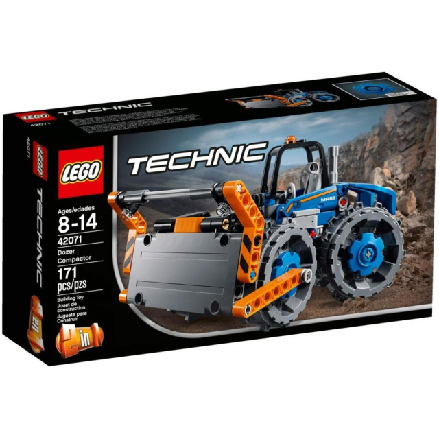 Obrázek produktu LEGO TECHNIC 42071 Buldozer