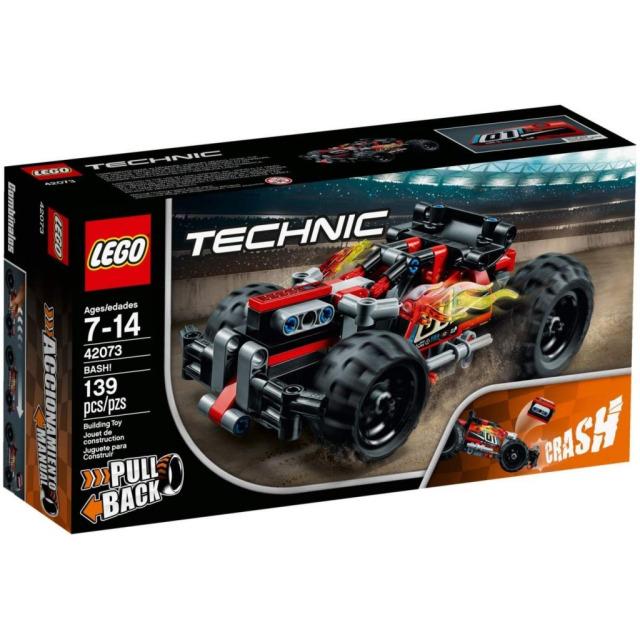 Obrázek produktu LEGO TECHNIC 42073 Červená bugina