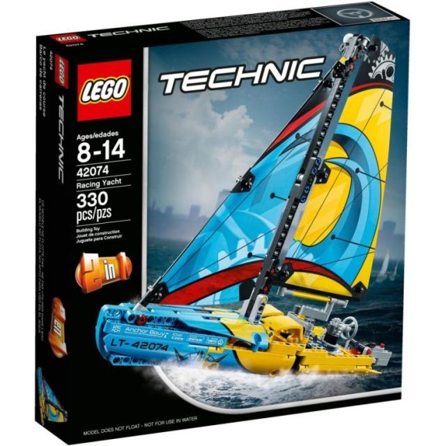 Obrázek produktu LEGO TECHNIC 42074 Závodní jachta
