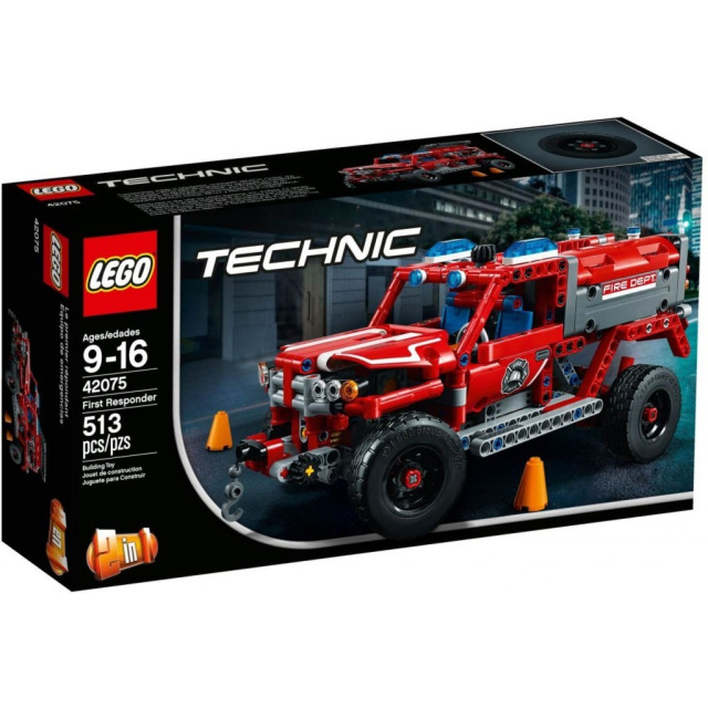 Obrázek produktu LEGO TECHNIC 42075 Záchranné auto