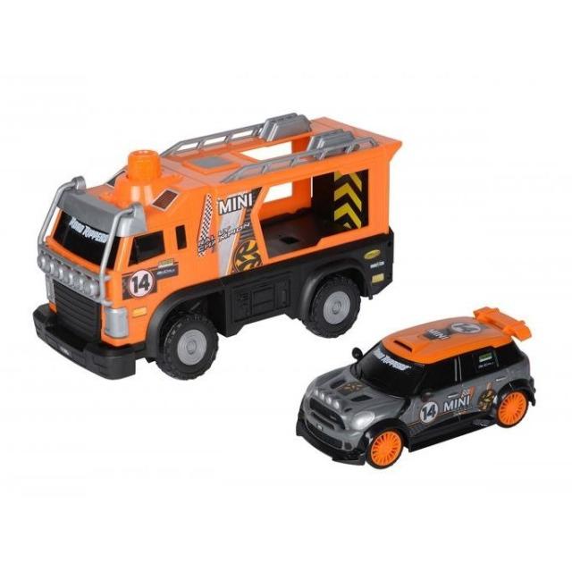 Obrázek produktu Mobilní servisní jednotky oranžové s Mini Countryman WRC