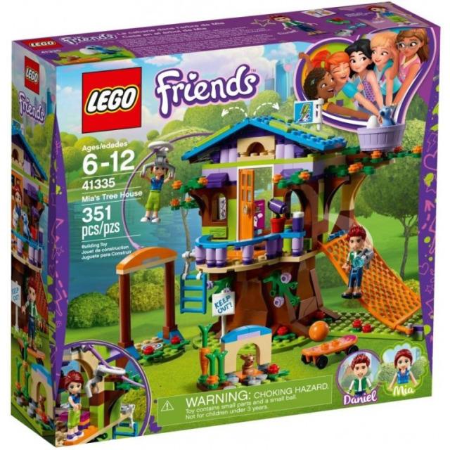 Obrázek produktu LEGO Friends 41335 Mia a její domek na stromě