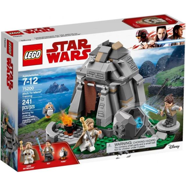 Obrázek produktu LEGO Star Wars 75200 Výcvik na ostrově planety Ahch-To