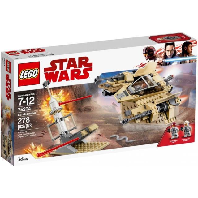Obrázek produktu LEGO Star Wars 75204 Písečný kluzák