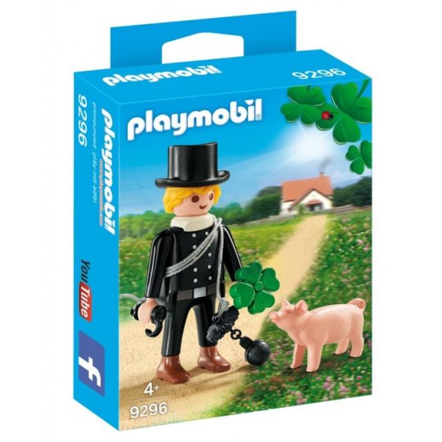 Obrázek produktu Playmobil 9296 Kominík s prasátkem