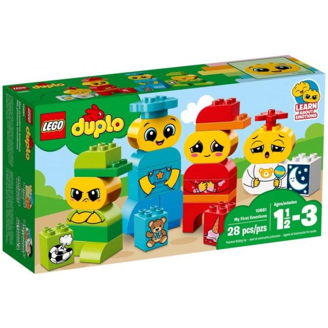 Obrázek produktu LEGO DUPLO 10861 Moje první pocity