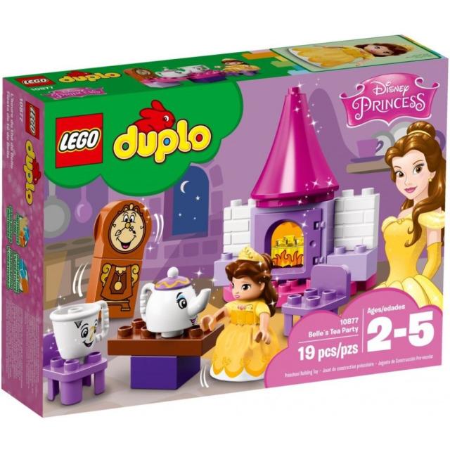 Obrázek produktu LEGO DUPLO 10877 Bella a čajový dýchánek