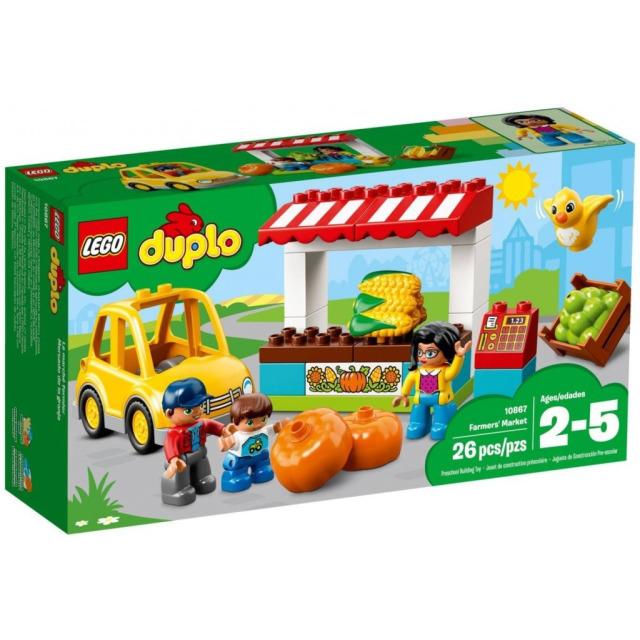 Obrázek produktu LEGO DUPLO 10867 Farmářský trh