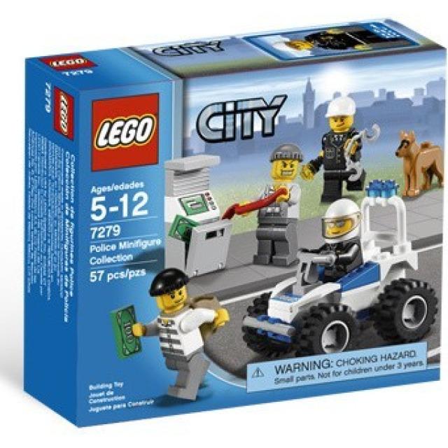Obrázek produktu LEGO CITY 7279 Vyloupení bankomatu