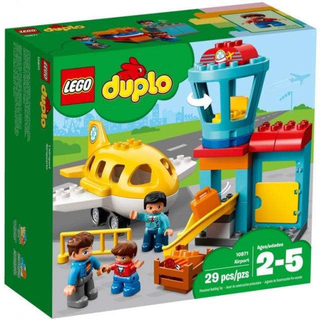 Obrázek produktu LEGO DUPLO 10871 Letiště