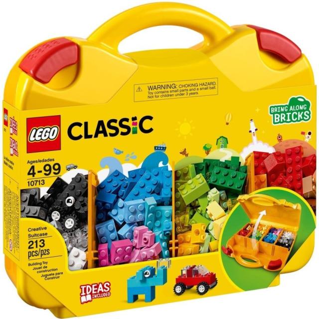 Obrázek produktu LEGO Classic 10713 Kreativní kufřík