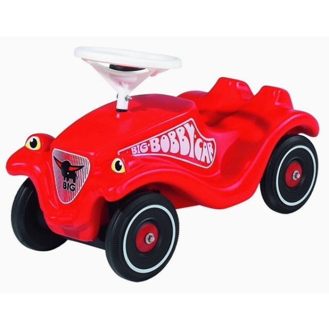 Obrázek produktu Odstrkovadlo auto BIG Bobby Car Classic červené